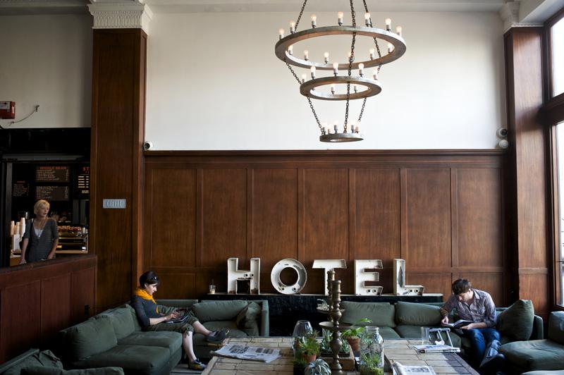 ポートランドのエースホテル